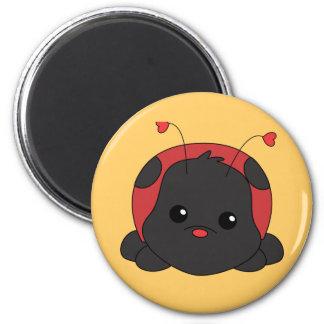 Cutie Lady Bug Magnet