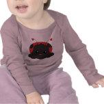 Cutie Lady Bug T-shirts