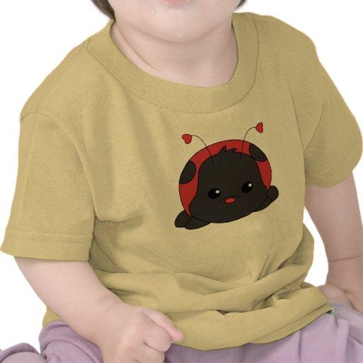 Cutie Lady Bug Tee Shirts