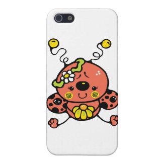 Cutie Ladybug iPhone 5 Cover