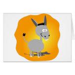 Cutie little Donkey Cards