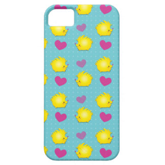 Cutie little Hedgehog pattern iPhone 5 Cover
