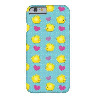 Cutie little Hedgehog pattern Barely There iPhone 6 Case