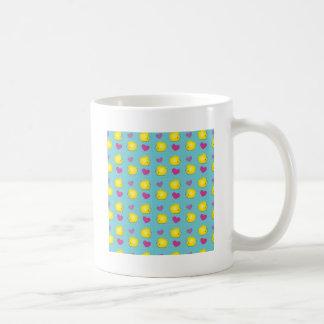 Cutie little Hedgehog pattern Classic White Coffee Mug