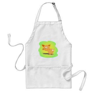 Cutie little piggy aprons
