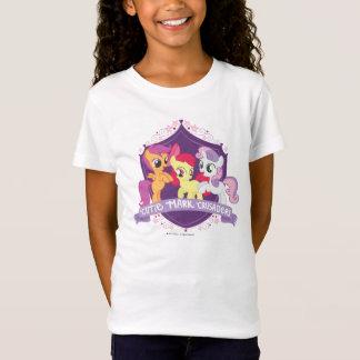 Cutie Mark Crusaders Crest T-Shirt