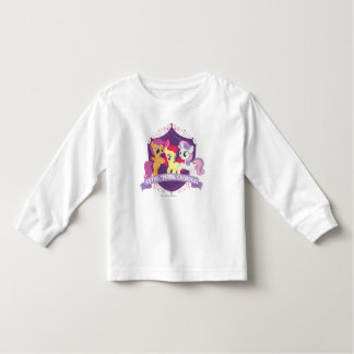 Cutie Mark Crusaders Crest Toddler T-shirt
