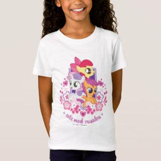 Cutie Mark Crusaders Script T-Shirt