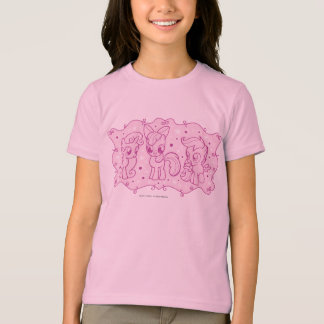 Cutie Mark Crusaders T-Shirt