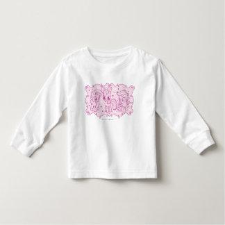 Cutie Mark Crusaders Toddler T-shirt
