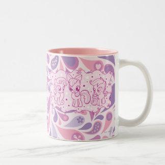 Cutie Mark Crusaders Two-Tone Coffee Mug