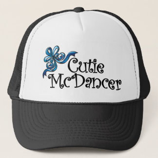 Cutie McDancer Trucker Hat