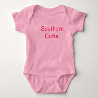 Cutie meridional de una sola pieza tshirts