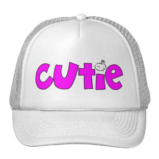 Cutie Mesh Hat
