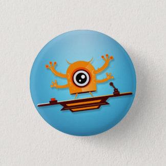 Cutie Monster Button