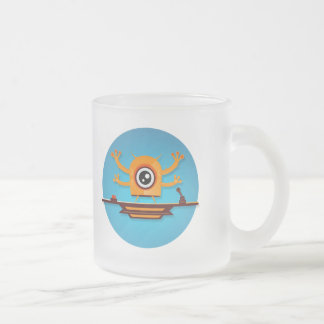Cutie Monster Mug