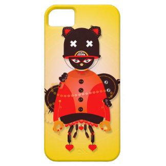 Cutie Monsters 1 - iPhone 5 case