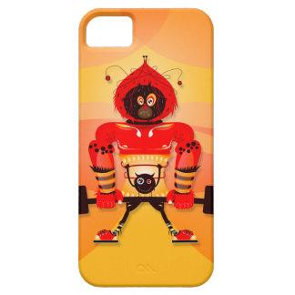Cutie monsters 2 - iPhone 5 Case