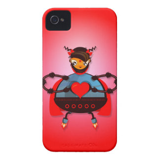 Cutie Monsters 3 - iPhone 4 Case
