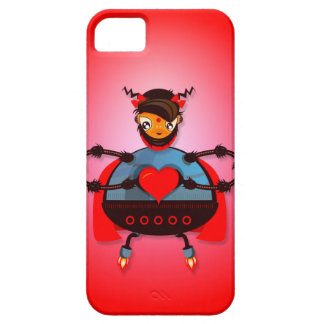 Cutie Monsters 3 - iPhone 5 Case