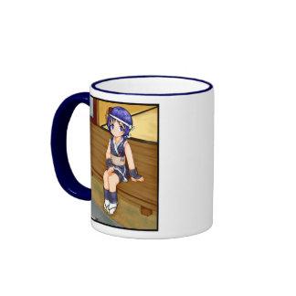 Cutie ninja mug
