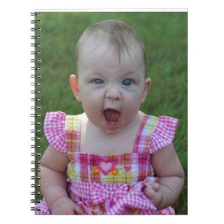 Cutie Notebook