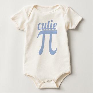 Cutie Pi 2 Baby Bodysuit