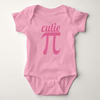 Cutie Pi Baby Bodysuit