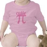 Cutie pi camiseta
