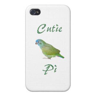Cutie Pi iPhone 4 Case