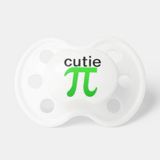 Cutie Pi Pacifier