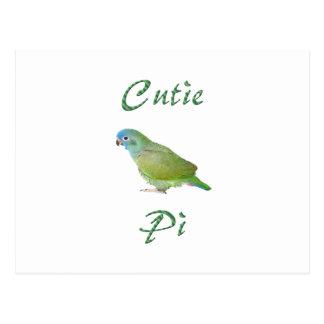 Cutie Pi Post Cards