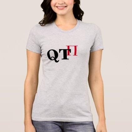 cutie pi qt funny shirt geek shirt design