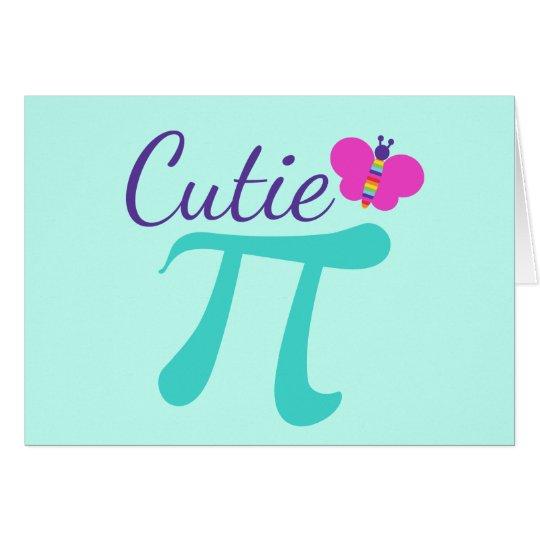 Cutie Pi Symbol Math Pun Zazzle