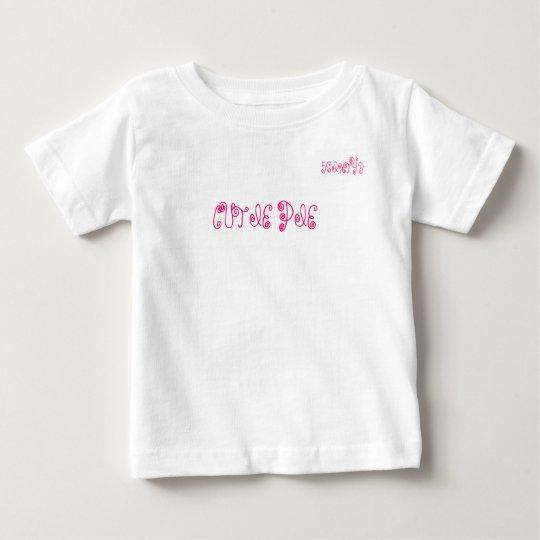 CUTIE PIE, 5SIXTY3 BABY T-Shirt