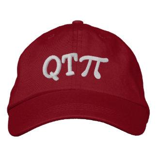 Cutie Pie as in Q T Pi Cap