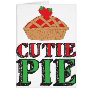 Cutie Pie Card