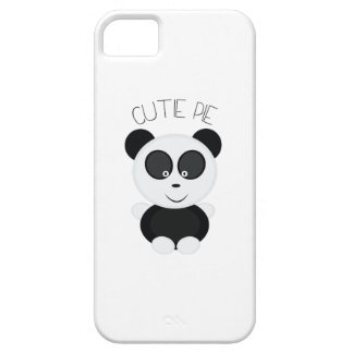 Cutie Pie iPhone 5 Covers