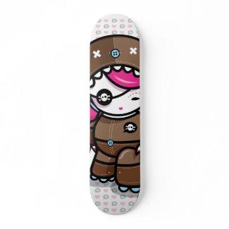 cutie pie deck skateboard
