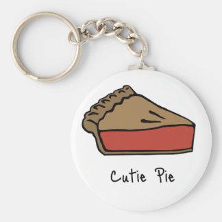 Cutie Pie Key Chains