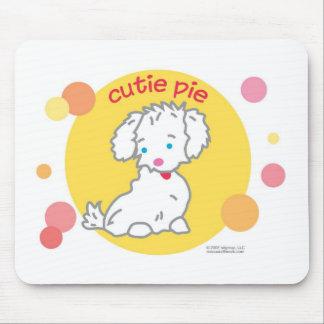 Cutie Pie Mouse Pad