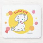 Cutie Pie Mouse Pads