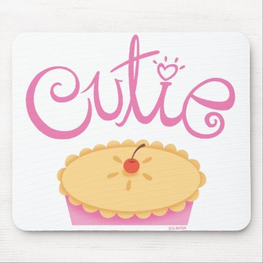 Cutie Pie MUG Mouse Pad