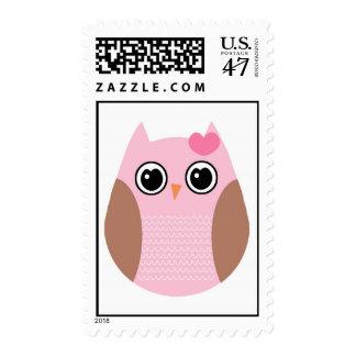 Cutie Pie Owl Postage
