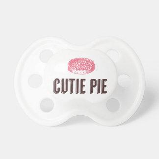 Cutie Pie Pacifier