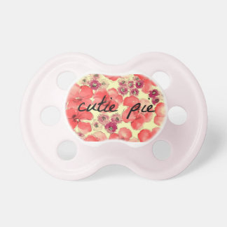 Cutie Pie Pacifier for Her