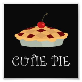 Cutie Pie Photo Print