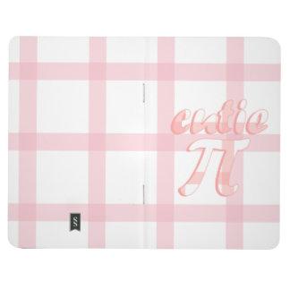 Cutie Pie pink picnic pattern Journal