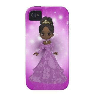 Cutie Pie Prom Princess iPhone Case iPhone 4 Case