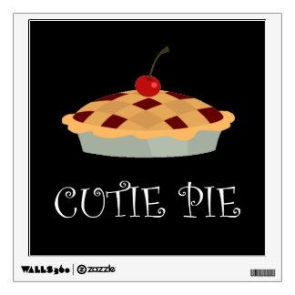Cutie Pie Room Decal